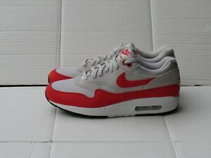 Details about New Women's Nike Air Max 1 Habanero Red Running Shoes (319986 035) Size 11