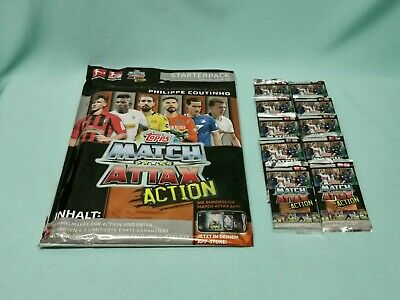Topps Match Attax Action 2019//2020 numéros 10 Booster 19//20