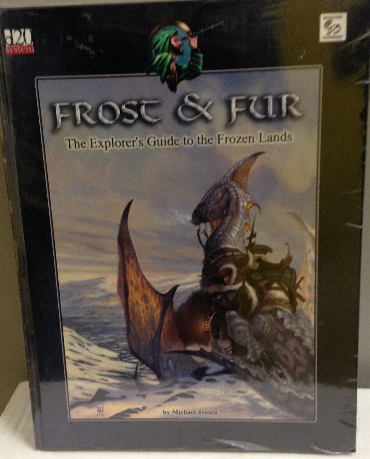 Frost & Fur : Explorers Guide to the Frozen Lands - Sealed