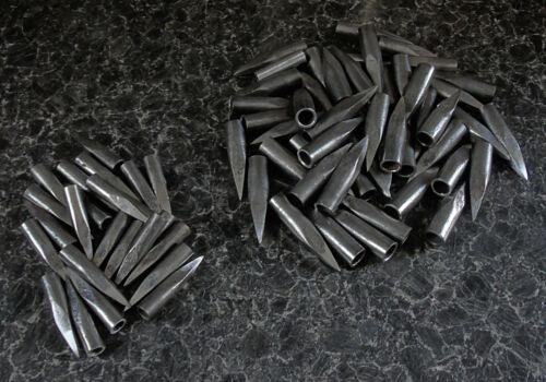 "modern /""PIPEKINS/"" points Olivemead Forge arrowheads"