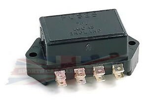 nd New Genuine Lucas Fuse Box for Triumph TR6 1969-1976 1968 ...