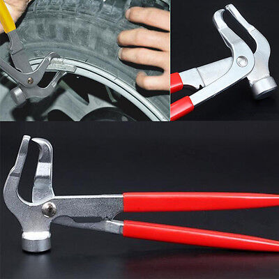 Portable Car SUV Wheel Weight Tires Pliers Balancer Metal Hammer Tool Universal
