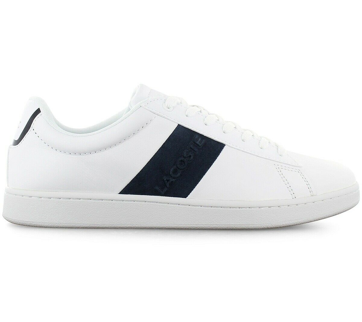 Lacoste carnaby evo 0120 Men's Sneaker White 7-40SMA0003042 Casual Shoes New