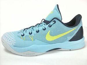 Mens NIKE ZOOM 24 KOBE Bryant Athletic Shoes Basketball 635578-400 US 10 EU 44