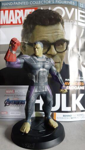 MARVEL MOVIE COLLECTION SPECIAL #15 Marvel Smart Hulk Figur Avengers: Endgame