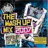 Various Artists - Mash Up Mix 2007 (Mixed by The Cut Up Boys) - New 2xCD