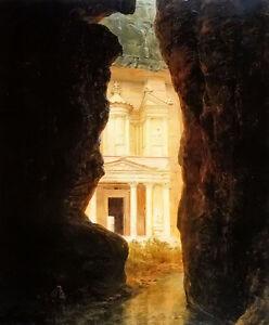 frederic-edwin-church-el-khasne-petra-wonderful-landscape-canvas