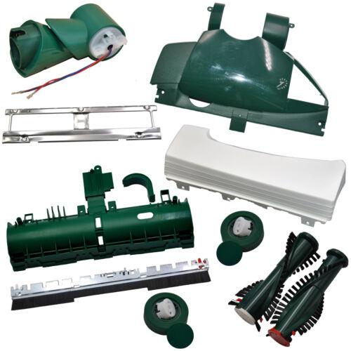Ersatzteil geeignet Elektroteppichbürste EB 350 351 an Vorwerk Kobold VK 130 135