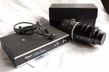 Nikon Medical-Nikkor C Auto 200mm f/5,6, Batterieteil DC-unit LD-1