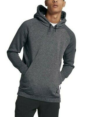 Nike Men NEW Jordan Icon Tech Pullover Hoodie Jumpman Kangaroo Pocket Sweatshirt   eBay