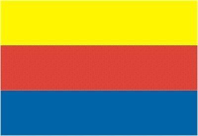 Fahne Flagge Nordholland 40 x 60 cm Bootsflagge Premiumqualität