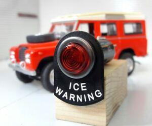 Licht Alarm Auto : Led beleuchtet eis alarm warn marke licht auto kit land rover serie