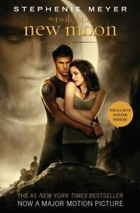 The Twilight Saga New Moon 2 By Stephenie Meyer 2009 Paperback Movie Tie In