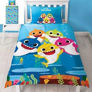 Bebe-Requin-Duvet-Individuel-Taie-Chanson-48-Coton-52-Polyester-Reversible