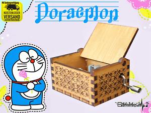 Doraemon Spieluhr Musicbox Neu Fanartikel anime Manga TV ( HOLZBOX Wählbar )