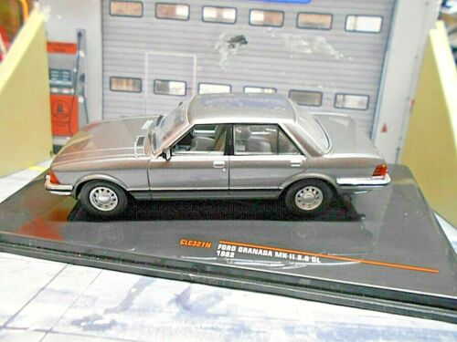 FORD Granada MKII 2.8 GL Facelift Limousine 1982 grau grey IXO 1:43