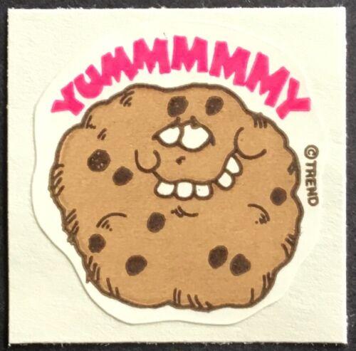 Chocolate Chip Mint!! Vintage 80s Matte Trend Scratch /& Sniff Sticker