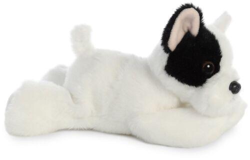 Aurora MINI FLOPSIE - FRENCH BULLDOG PUP - 20.5CM Soft Stuffed Toys BN