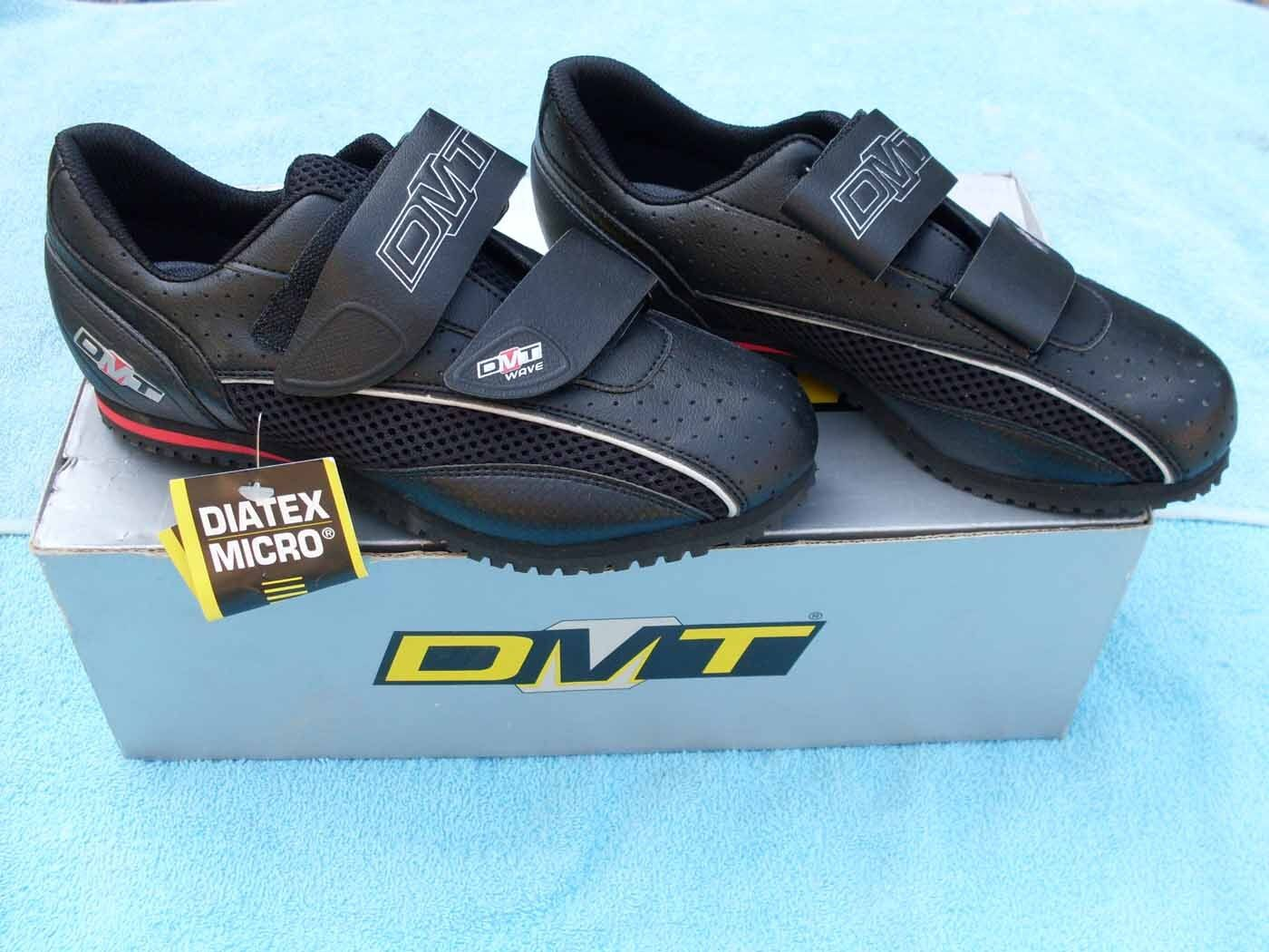 New Cycling shoes DMT wave spinning 04 diatex micro time look SPD size 38