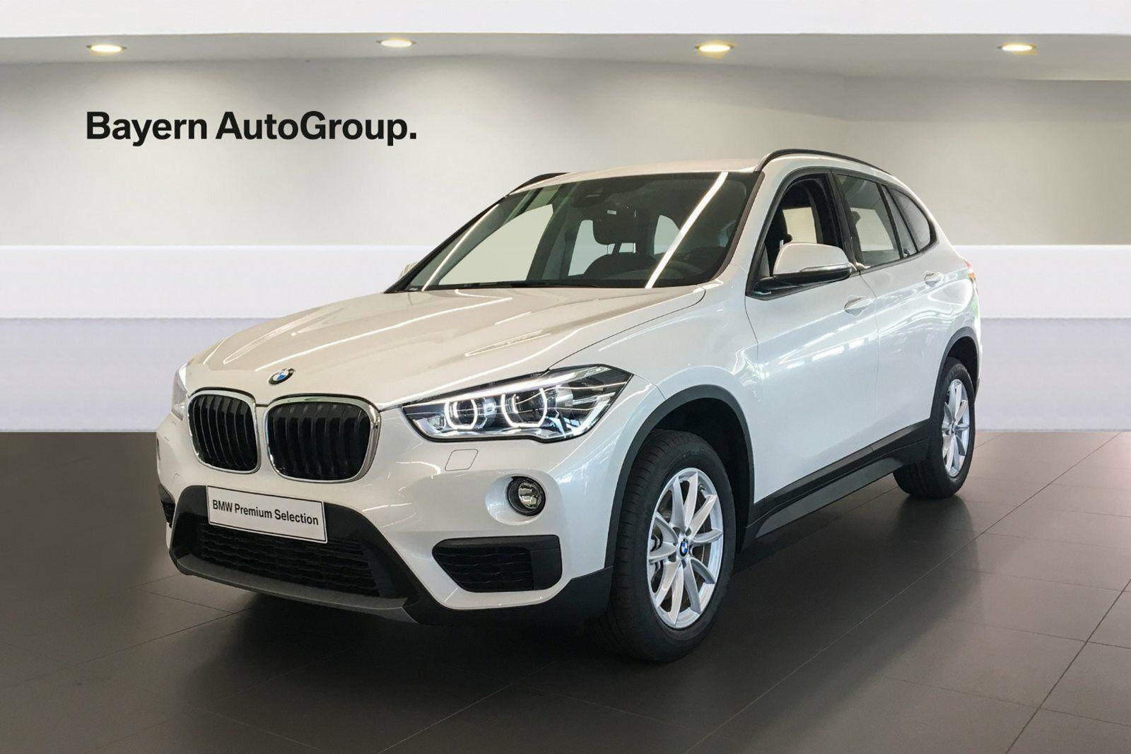 BMW X1 2,0 sDrive20d aut. 5d - 409.900 kr.