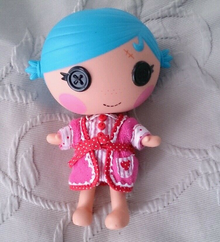 Mga Lalaloopsy Littles Puppe Nähen Süße Patient Krankenhaus Stumbles Beulen N