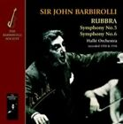 Edmund Rubbra: Symphonies Nos. 5 & 6 (CD, Oct-2014, Barbirolli Society)
