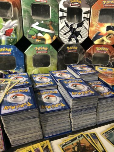 100x Pokemon Cards Joblot Bundle Cards Mixed Lot UK 1999-2019