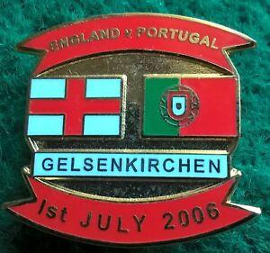 England-v-Portugal-2006-World-Cup-Quarter-Final-Gelsenkirchen-1-July-2006-Badge