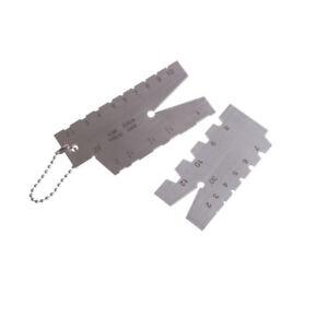 29//30Degree ACME Screw Thread Gauge Gage Tool Grinding   ES