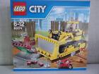 Lego City 60074 Bulldozer - NUOVO E IN CONFEZIONE ORIGINALE
