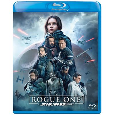 Star Wars - Rogue One (2 Blu-Ray)  [Blu-Ray Nuovo]