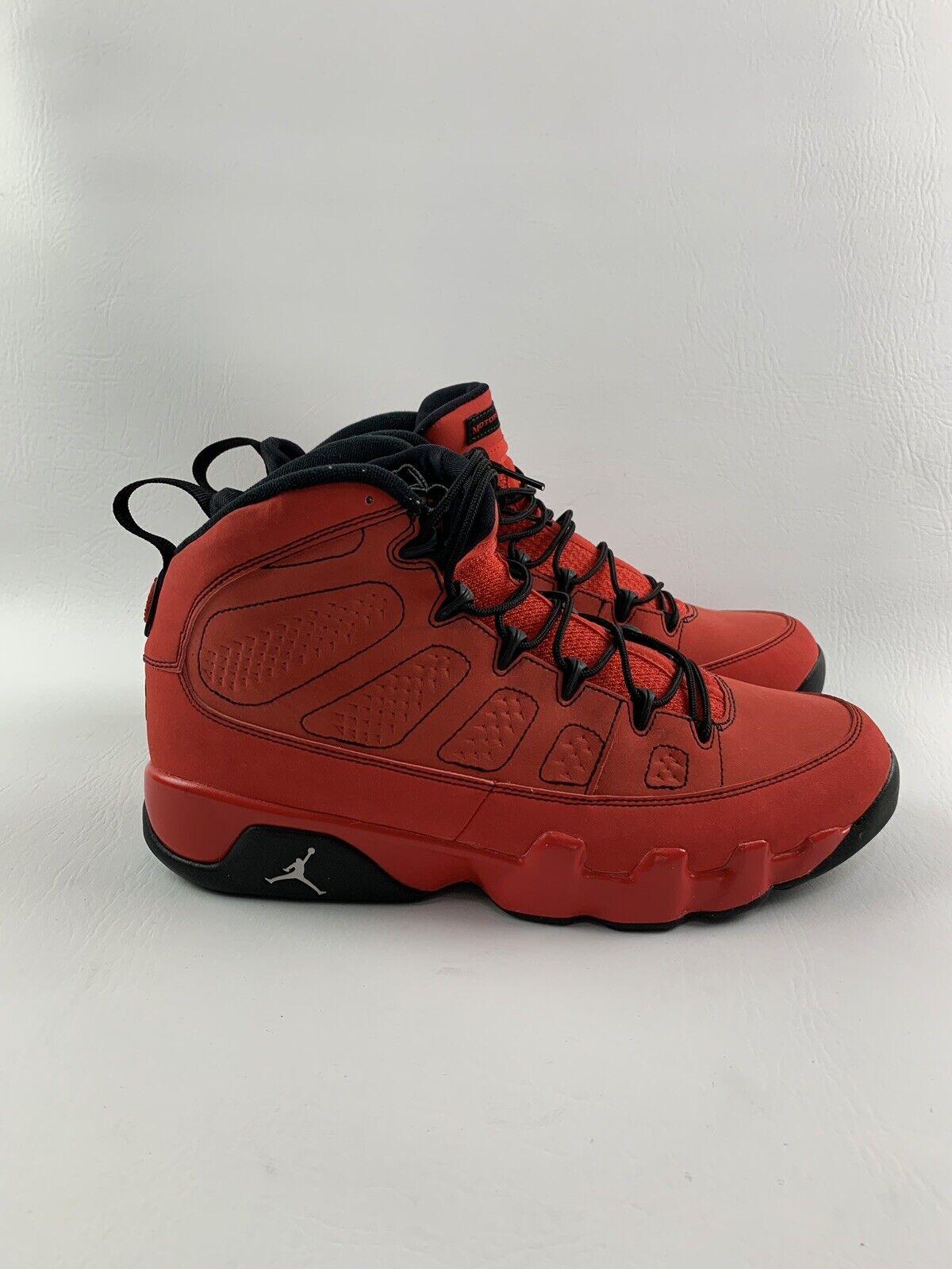Nike Jordan 9 Retro  Motorboat Air Jones  tamaño 10.5 302370-645
