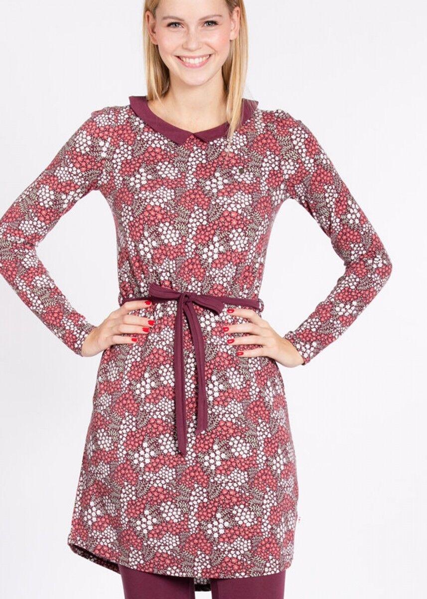Blautsgeschwister Kleid dirnrößchen dress petite pot floree Jerseykleid S