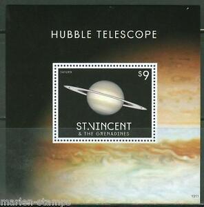 ST-VINCENT-GRENADINES-2013-HUBBLE-TELESCOPE-SOUVENIR-SHEET-II-MINT-NH