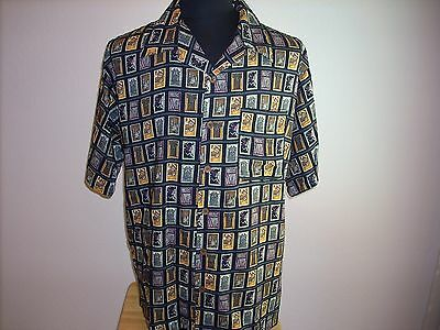 Hawaiian Shirt -  8 -  NEW - Mens Clothing