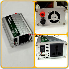 500WATT AUTO 24V DC TO 230V AC  TRUCK POWER INVERTER [TRUCK PARTS & ACCESORIES]