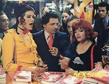 FRANCESCA ROMANA COLUZZI JACQUES MARTIN SEX-SHOP 1972 PHOTO D'EXPLOITATION N°9
