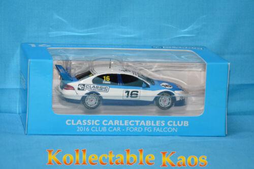 1:43 Classics 2016 Club Car Ford FG Falcon