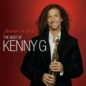 KENNY-G-Forever-In-Love-The-Best-Of-K-NUEVO-CD