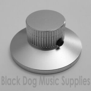 Aluminium-guitar-amplifier-knob-witches-hat-tone-or-volume