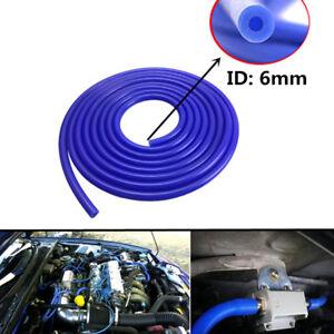 6mm-Silikon-Unterdruckschlauch-Kfz-Ol-Wasser-Rohr-Kuehlwasserschlaeuche-Universal