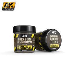 AK8032 AK Interactive - Dry Knistern Effects 100ml
