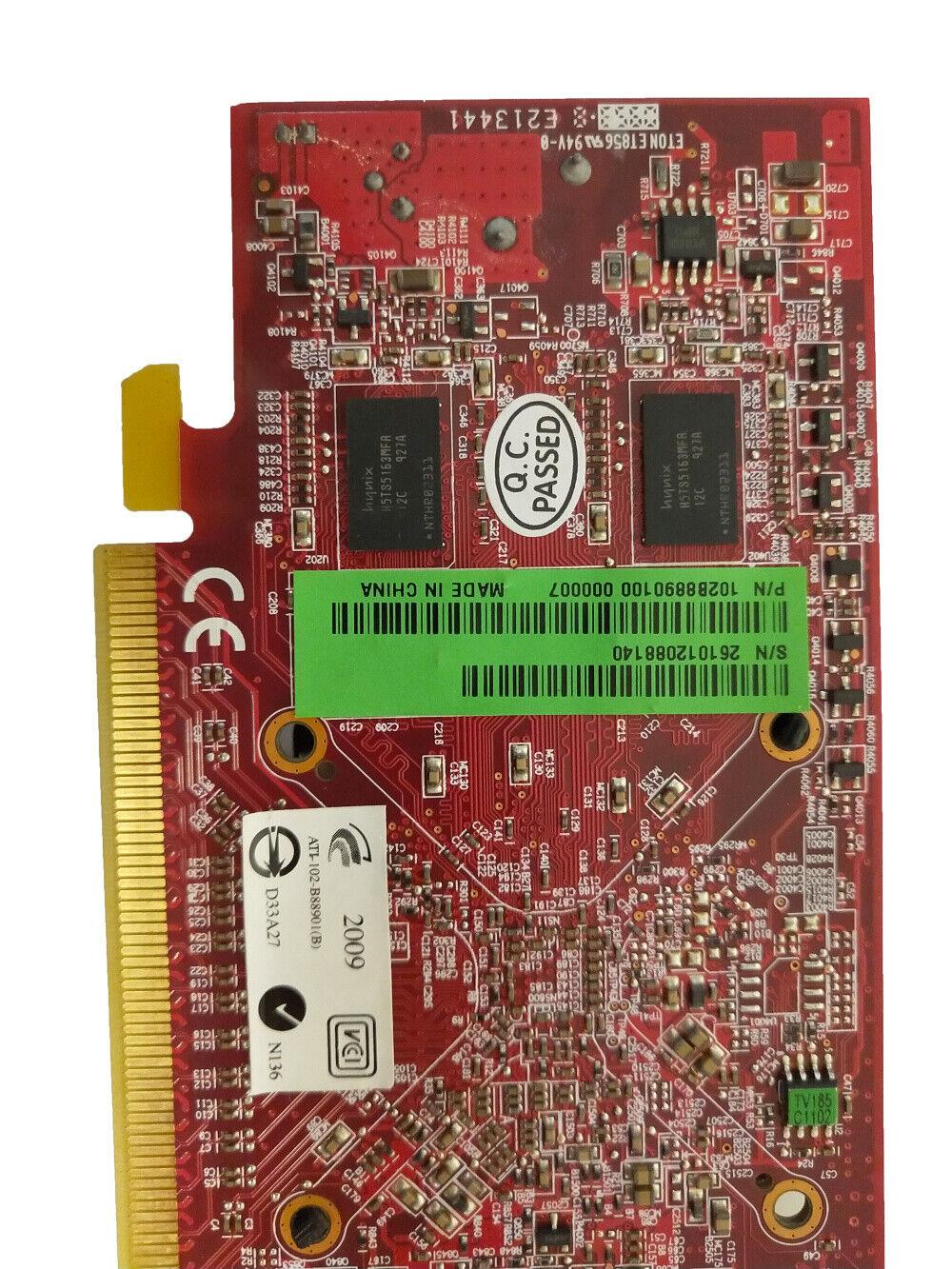538051-001 FOR HP 256MB PCI-E ATI Radeon hd 4550 Video Card 534547-001