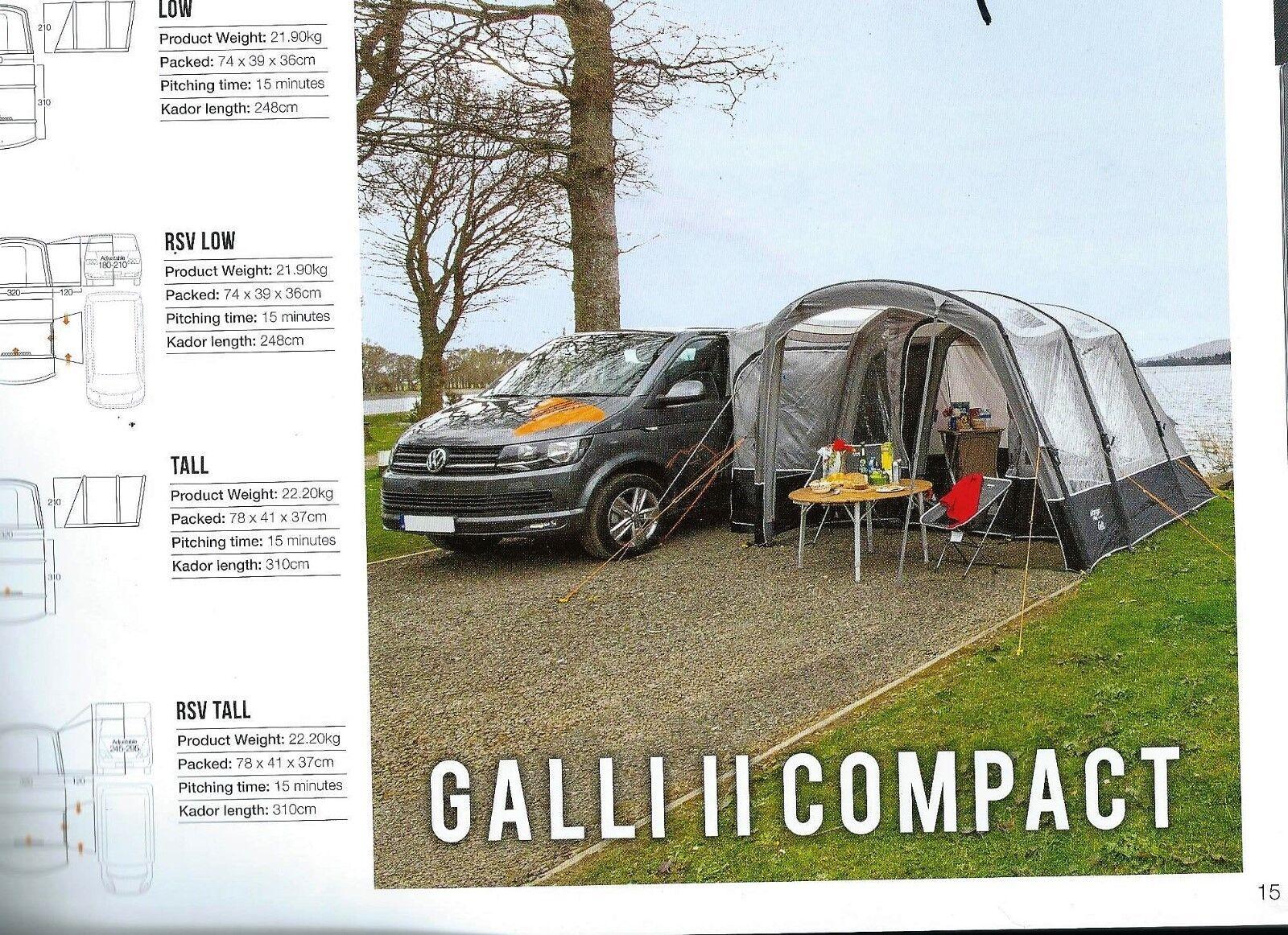 Vango galli   galli compact tall driveaway awning 783000