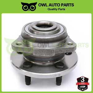 1PC Front Wheel Bearing & Hub Assembly 2002 2003 2004 2005 Jeep Liberty Non-ABS
