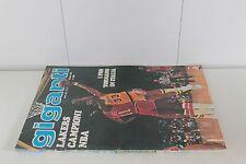 rivista GIGANTI 1980 numero 6