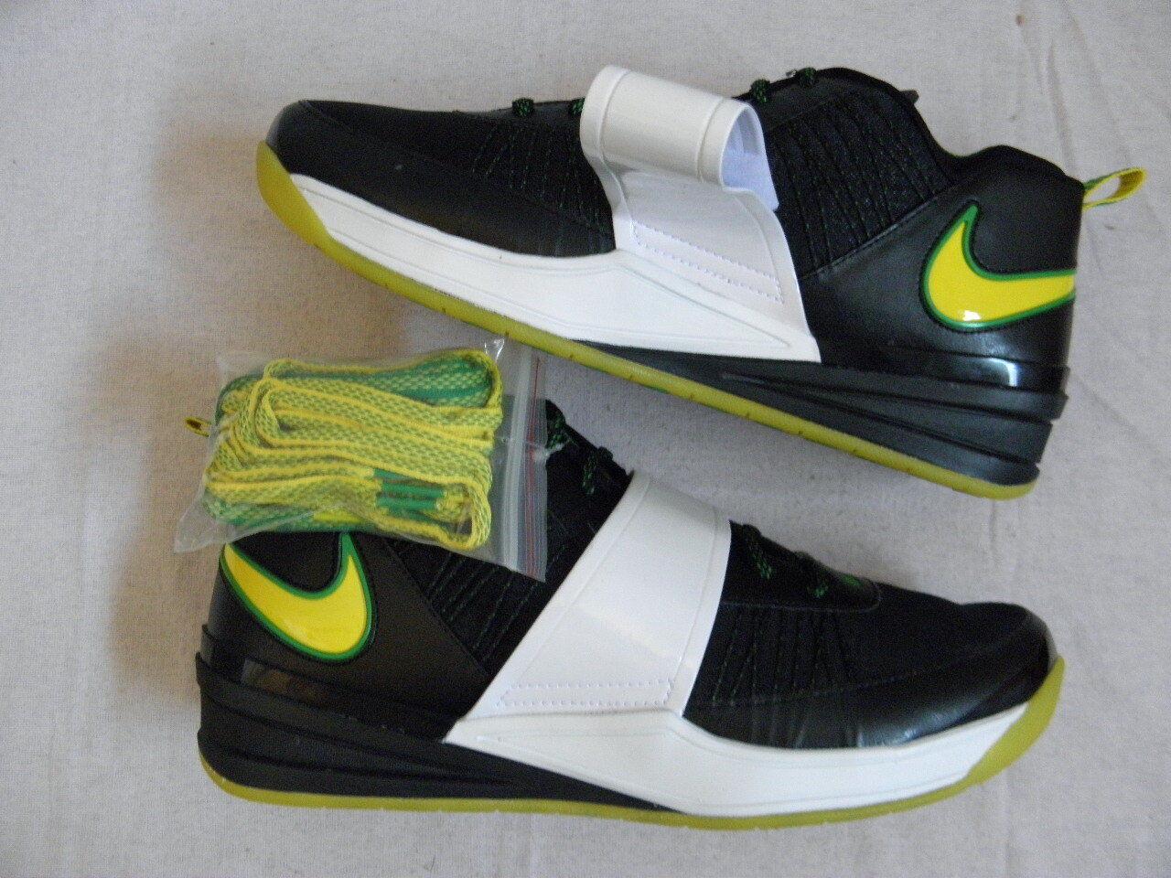 Nike air zoom darrelle revis oregon ducks pe giocatore edizione campione sz 11 s new