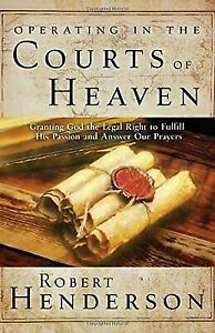 Robert-Henderson-Operating-In-The-Courts-Of-Heaven-UK-IMPORT-BOOK-NEW
