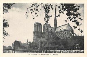 Paris-Notre-Dame-L-039-Abside