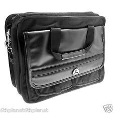"""Kyotek <=17"""" Notebook Laptop Carry Case 331B Carry on luggage padlock key strap"""